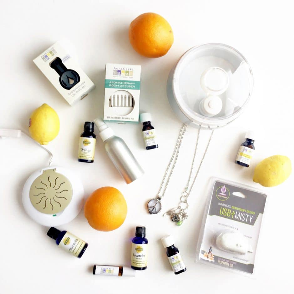 DIY: Kimberton Whole Foods' Top 5 Essential Oils for Green Cleaning and Self-Care