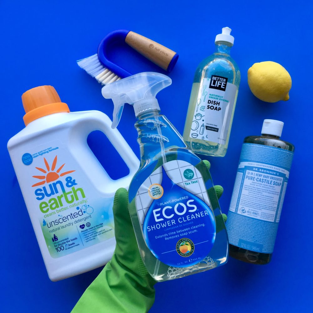 Clean Household Cleaners