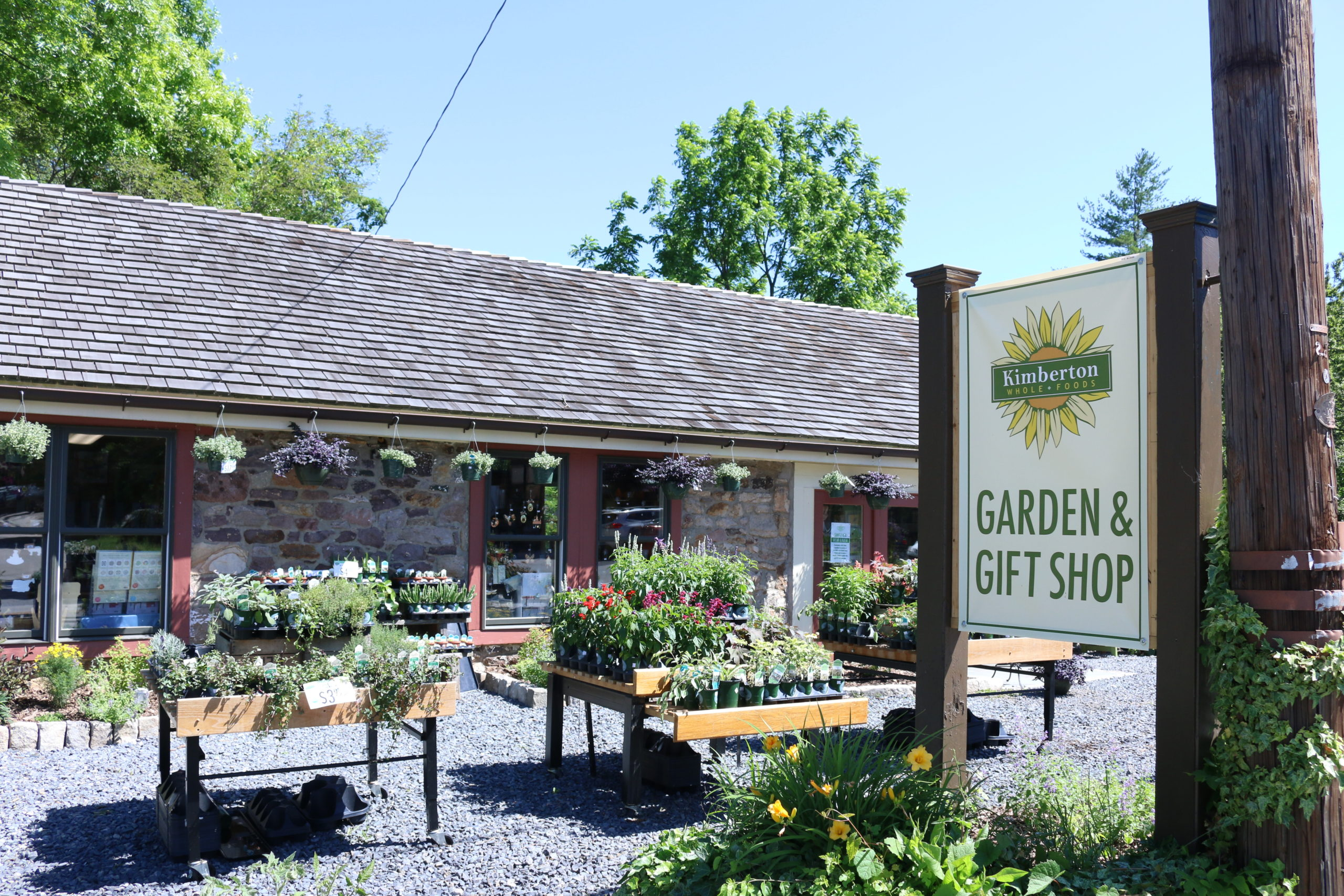 Kimberton Whole Foods Garden and Gift Shop